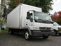 SAM TRANSPORT Moving- Van $30\hr- Cube Truck $40\hr 514 558 7230