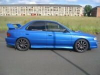 SUBARU IMPREZA TURBOS WANTED