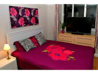 Very Nice, clean and bright double bedroom room in Morden near Wimbeldon