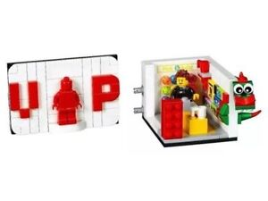 Woot! Lego exclusive VIP Limited set 40178