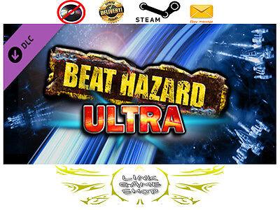 Beat Hazard Ultra PC & Mac Digital STEAM KEY - Region Free