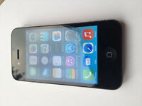 Fully functional Mint condition iPhone 4S 16GB Black