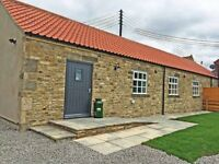 Brookside Byre holiday cottage sleeping 6,3 bedrooms with wheel chair access, 3 miles to Durham