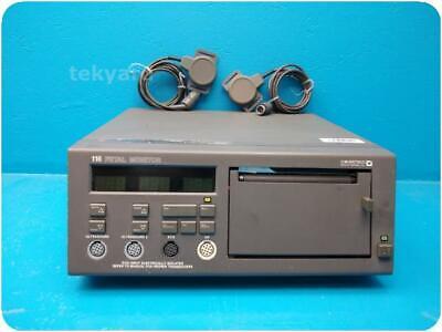 Corometrics 116 Fetal Monitor W Transducers 257023