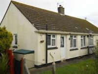 Age 55+ adapted bungalow ST LEVAN, Penzance.