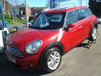 Mini Mini Countryman 1.6TD Cooper ALL4(HALF LEATHER+SAT NAV+TWIN ROOF)