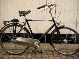 Dutch bike Gazelle Impala, 7-speed gear hub, very good condition