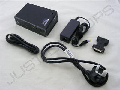New Lenovo ThinkPad Edge E545 USB 3.0 Docking Station Port Replicator w/ DVI UK