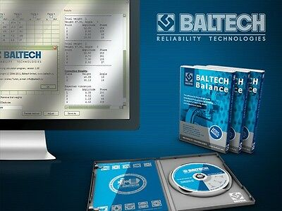 Baltech Balance Software