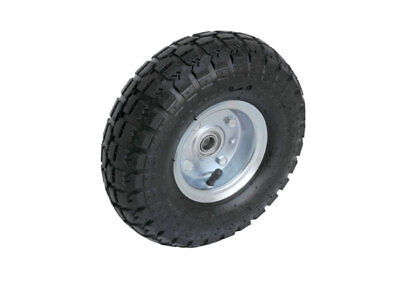 Neilsen 250 x 90mm Pneumatic Tyre & Wheel Carts Garden Wheelbarrows Sack Truck