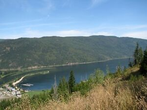 152 ACRES FOR SALE - Beautiful and Subdividable, Mara BC