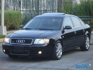2004 Audi A6 Noir