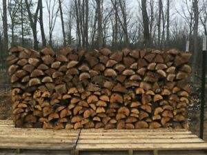 Need Firewood stacked while you're at work?