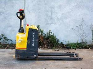 2.0T Battery Electric Pallet Truck Springvale Greater Dandenong Preview