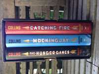 The Hunger Games Trilogy hard cover Box Set