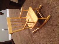 Rocking Chair for little people :)