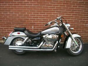 2005 Honda Shadow Aero 750 (VT750)