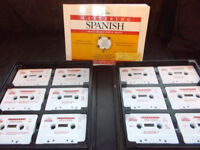 Learn Spanish - Book & Cassettes