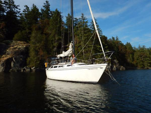 Sailing Co-Op : New Members Wanted - $650/yr (White Rock Pier)