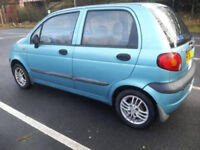Daewoo Matiz, 51K, Neat & Clean inside and out