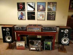 Buying Vintage Stereo Equipment