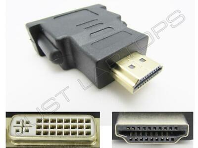 Acoplamiento Estación Dvi-I Dual Link Hembra A HDMI Macho 24+5 Polos Adaptador