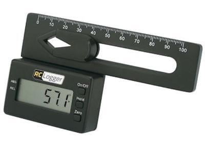 RC Logger Digital Helicopter Pitch Gauge 40001RC