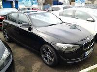 BMW 120 2.0TD d Sport sat nav