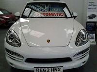 Porsche cayenne Diesel [245] Tiptronic S (FULL LEATHER+SAT NAV+GLASS ROOF)