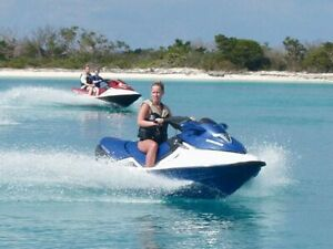 WANTED - 2 personal watercrafts - in good shape