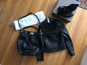 Mackage Kenya XS Marc Jacobs and Moma Boots