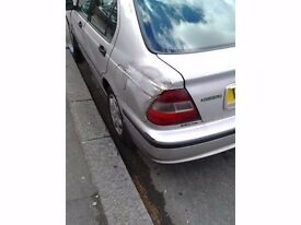 Honda Civic 1.5IS Manual 5 door petrol. MOT expired 29/11 but should pass for little/no money