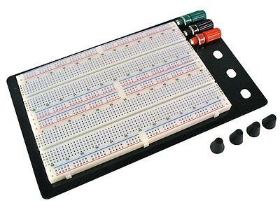 Velleman Sdtp010 Solderless Breadboard - 1660 Tie Points
