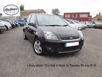 2007 Ford Fiesta Climate 1.4i DIESEL - £30 Per Year TAX! 1 Owner From New