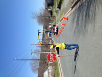 Traffic Control Person Certification Course - Flag Person Course
