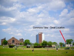 2 Bedroom on the Commons - Jan. 1st