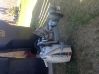 6 HP evenrude motor for sale
