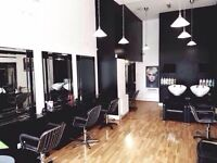 Salon space available to Rent