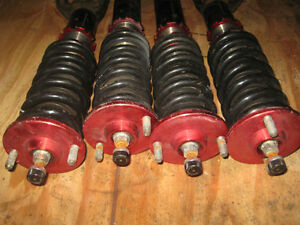 HONDA CIVIC EK9 B16B TYPE R ADJUSTABLE COILOVERS JDM CIVIC EK9