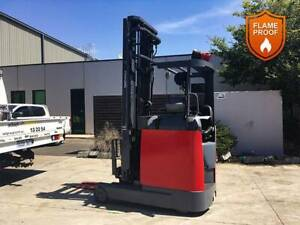 1.4T Battery Electric Sit Down Reach Truck Wetherill Park Fairfield Area Preview
