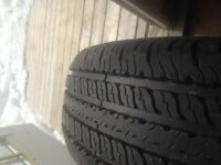 1 tire 215/65/15  Goodyear conquest excellent shape