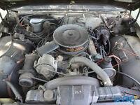 moteur trans et piece