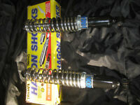 NEW HAGON SHOCKS FITS MANY TRIUMPH & BSA
