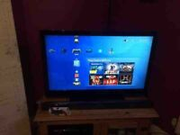 """42"""" flat screen HD TV - excellent condition"""