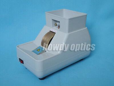 35wv Hand Edger Optical Lens Grinding Machine Hand Stone Roughfinev Shape
