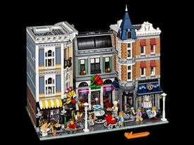 Lego assembly Square new