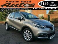 2014 RENAULT CAPTUR 1.5 DCI ** FULL SERVICE HISTORY ** BUY FROM HOME GET FREE DELIVERY