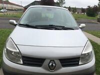 Renault Scenic 1.6 Car for Sale , Start/Stop Button, Card Keys, Auto Functions (Viewing is Welcome)