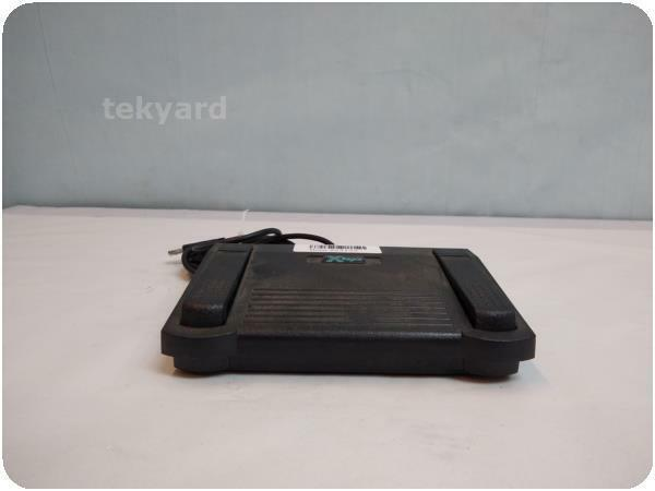 P.I. ENGINEERING XKEYS XF-10-US  USB FOOT PEDAL ! (253132)