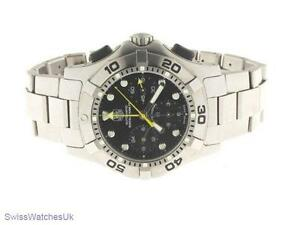 TAG-HEUER-AQUAGRAPH-CAL-60-MENS-AUTOMATIC-WATCH-Ship-from-London-UK-CONTACT-US